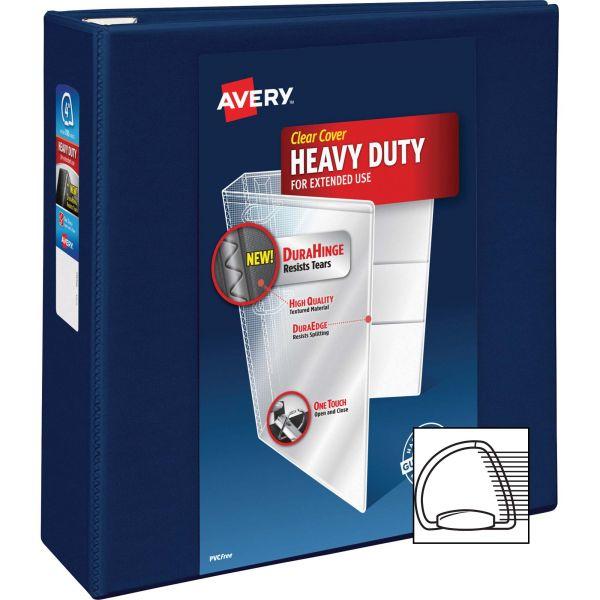 "Avery Heavy-Duty 4"" View Binder"