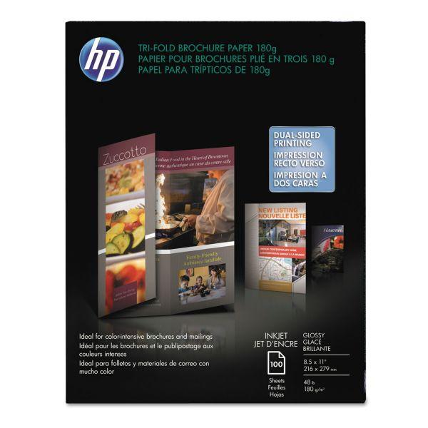 HP Tri-Fold Brochure Paper