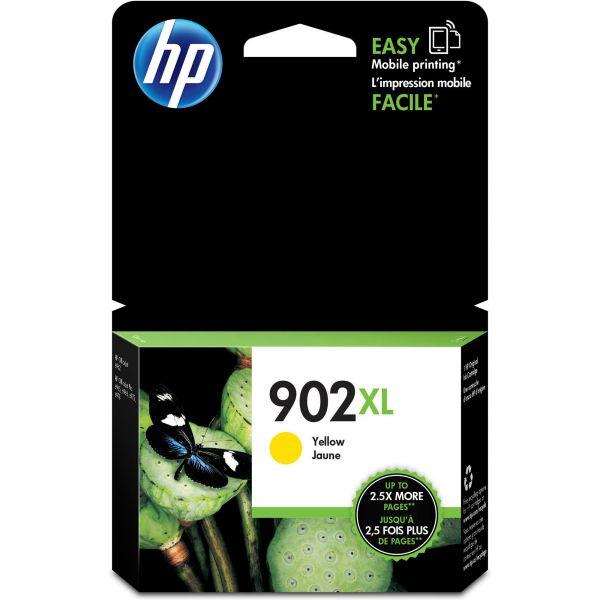 HP 902XL High-Yield Yellow Ink Cartridge (T6M10AN)