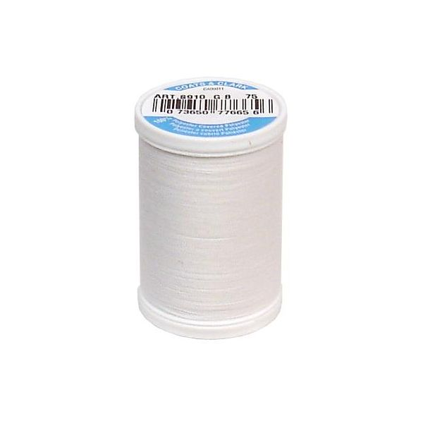 Coats Dual Duty XP All Purpose Thread (S910_75)
