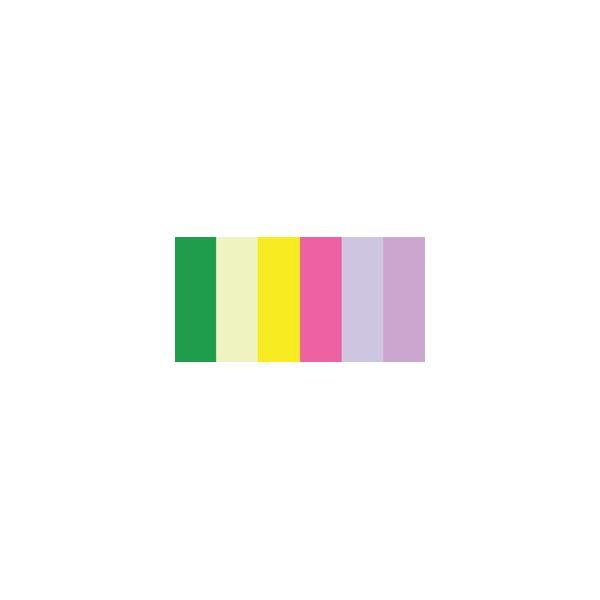 "Quilling Paper Mixed Colors .125"" 100/Pkg"