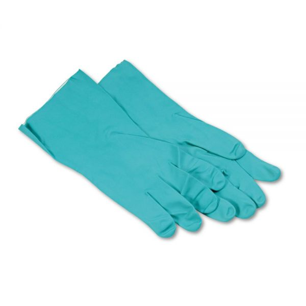 Boardwalk Flock-Lined Nitrile Work Gloves