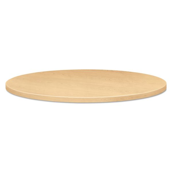 "HON Hospitality Laminate Table Top | Round | 42"" Diameter"