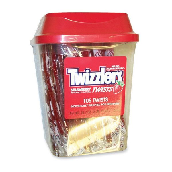 Twizzler Individually Wrapped Twists Chewy Candy
