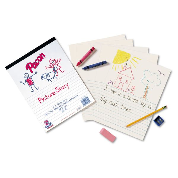 Multi-Program Handwriting Picture Story Paper
