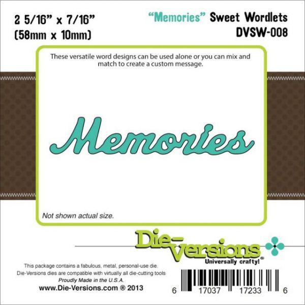 Die-Versions Sweet Wordlets Die
