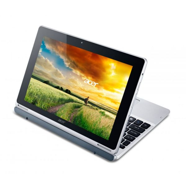 "Acer Aspire SW5-012P-18L0 10.1"" Touchscreen LED 2 in 1 Netbook - Intel Atom Z3735F Quad-core (4 Core) 1.33 GHz - Hybrid"