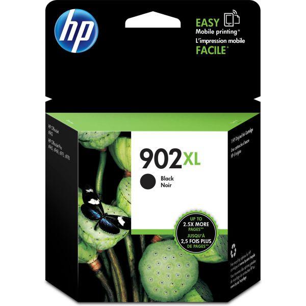 HP 902XL High-Yield Black Ink Cartridge (T6M14AN)