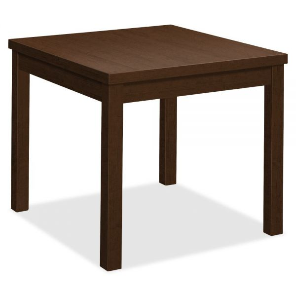 "HON Laminate Corner Table | 24""L x 24""W x 20""H"