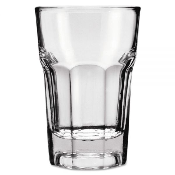 Anchor New Orleans Hi-Ball Glasses, 9oz, Clear, 36/Carton