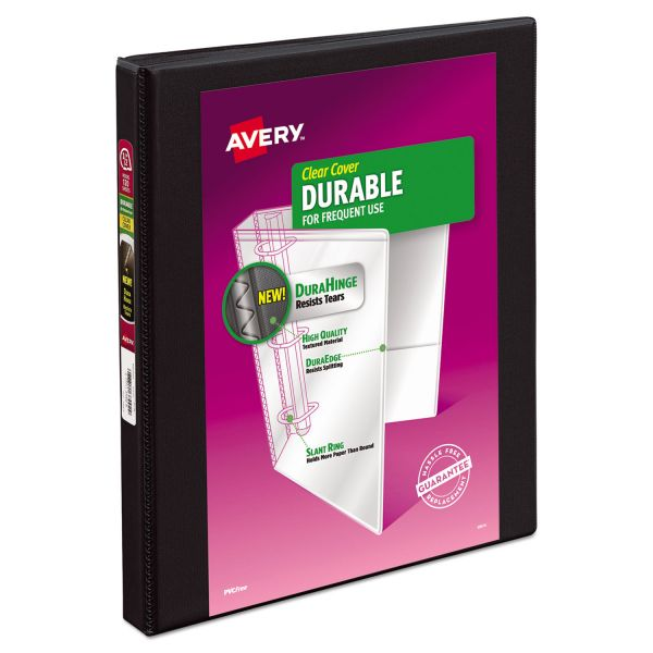 "Avery Durable Reference 1/2"" 3-Ring View Binder"