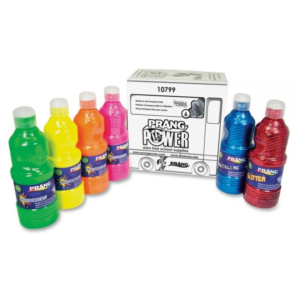 Prang Power Fluorescent Paints