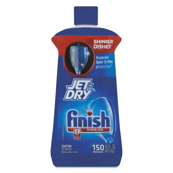 FINISH Jet-Dry Rinse Agent