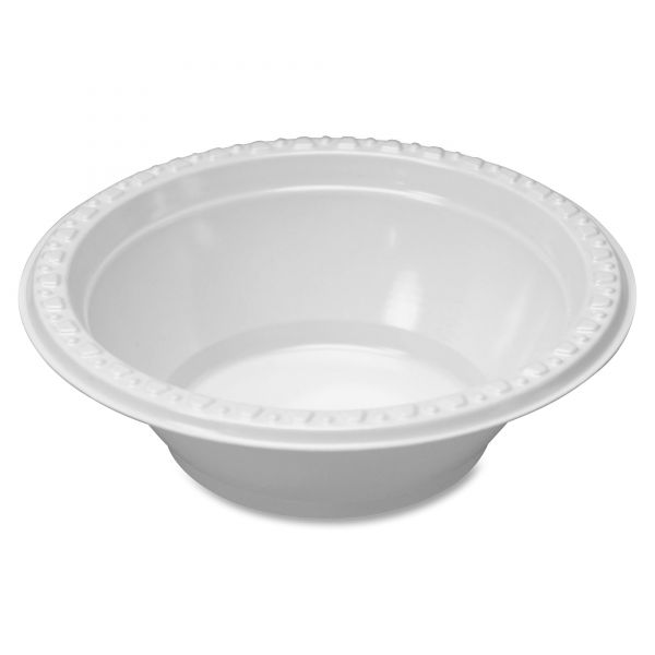 Tablemate 5 oz Reusable Plastic Bowls