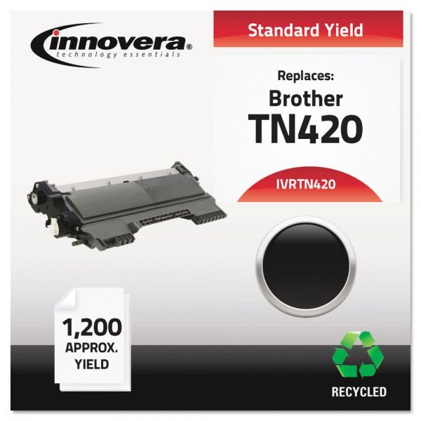 Innovera Remanufactured Brother TN420 Toner Cartridge