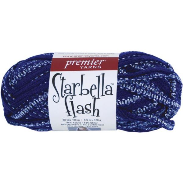 Premier Starbella Flash Yarn - Peacock