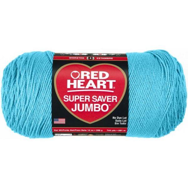 Red Heart Super Saver Yarn - Turqua