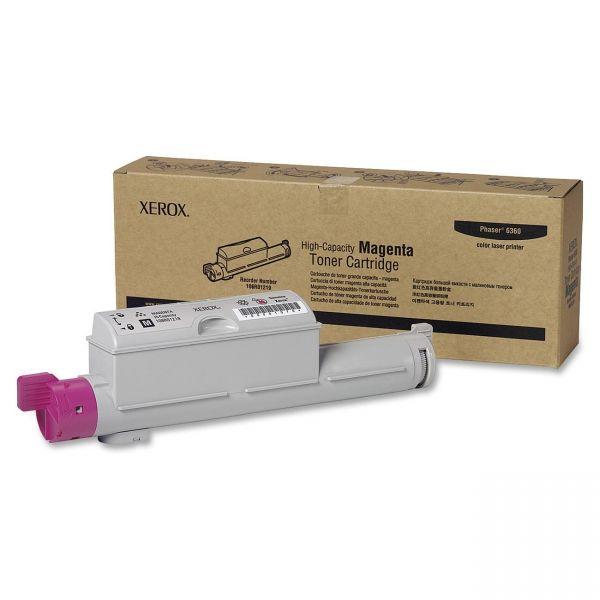 Xerox 106R01219 Magenta High Yield Toner Cartridge