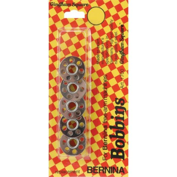 Bernina Metal Bobbins