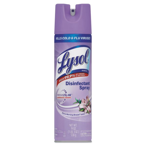 Lysol Breeze Disinfectant Spray