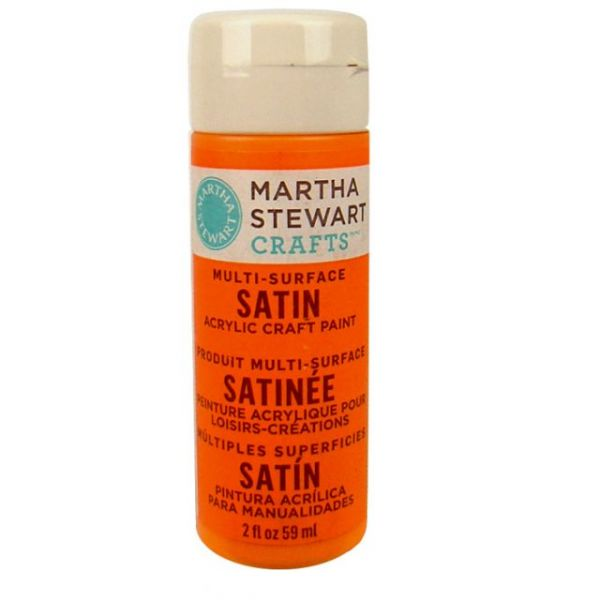 Martha Stewart Satin Acrylic Craft Paint