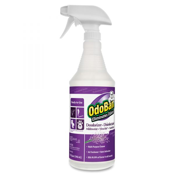 OdoBan RTU Odor Eliminator