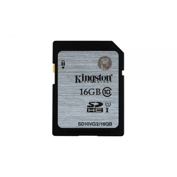 Kingston 16 GB SDHC Memory Card