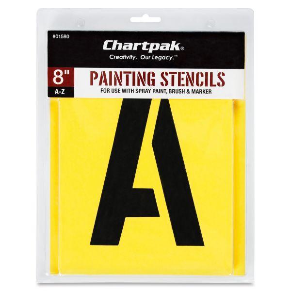Chartpak Painting Letter Stencils