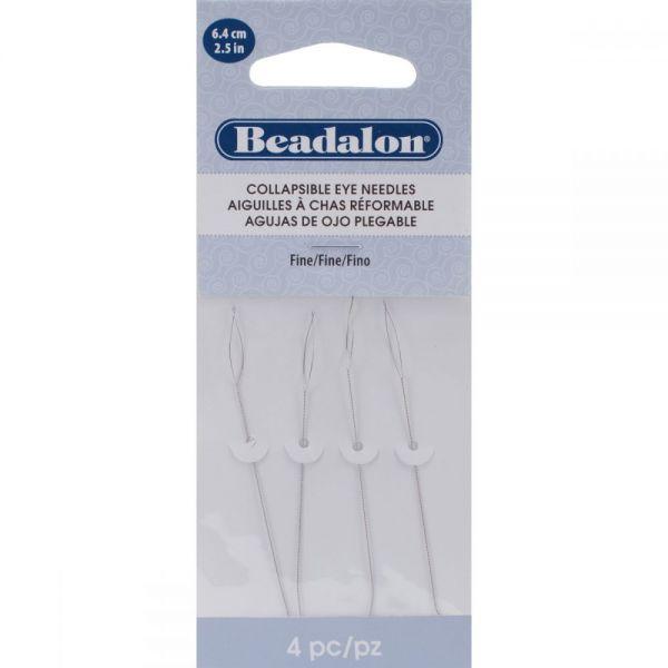 Beadalon Collapsible Eye Needles