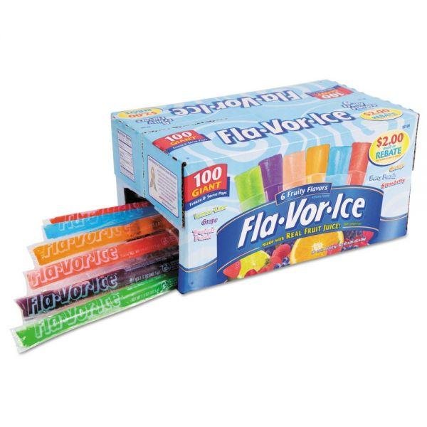 Fla-Vor-Ice Fruity Freezer Bars