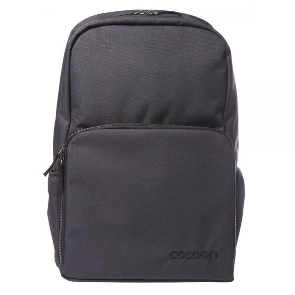 """Cocoon Recess Carrying Case (Backpack) for 15"""", Tablet, Notebook, MacBook Pro, MacBook - Black"""