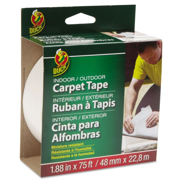 Duck Indoor/Outdoor Double Sided Carpet Tape