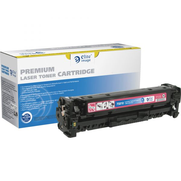 Elite Image Remanufactured HP CE413A Toner Cartridge