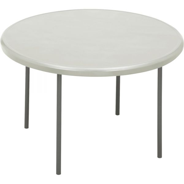 Iceberg IndestrucTable Too 1200 Series Round Folding Table