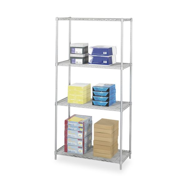 Safco Industrial Wire Shelving
