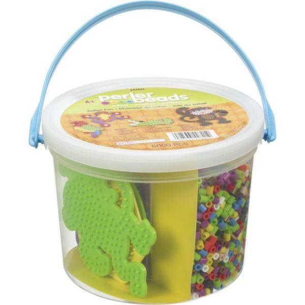 Perler Fun Fusion Bead Bucket