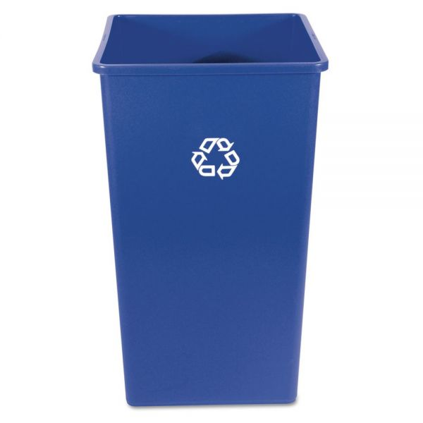 Rubbermaid Commercial Recycling Container
