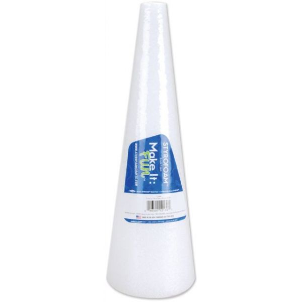 Styrofoam Cone