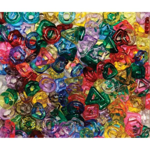Stringing Ring Beads 220/Pkg