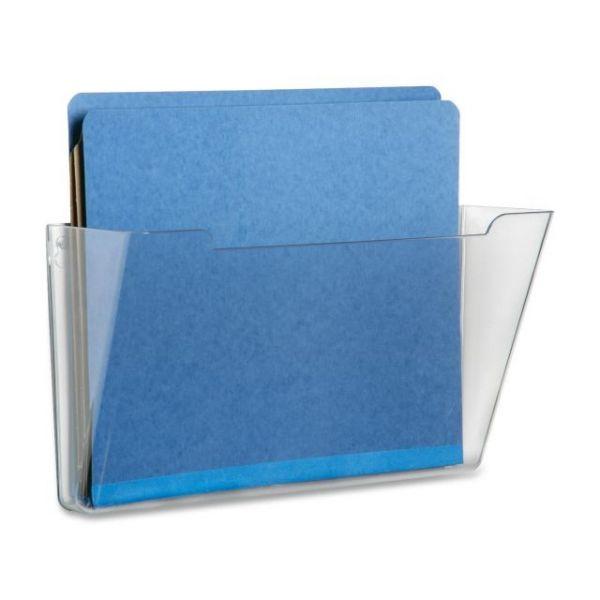 SKILCRAFT Vertical Hanging Wall File Pocket