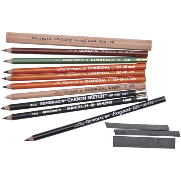 Drawing Pencil Kit 12pcs