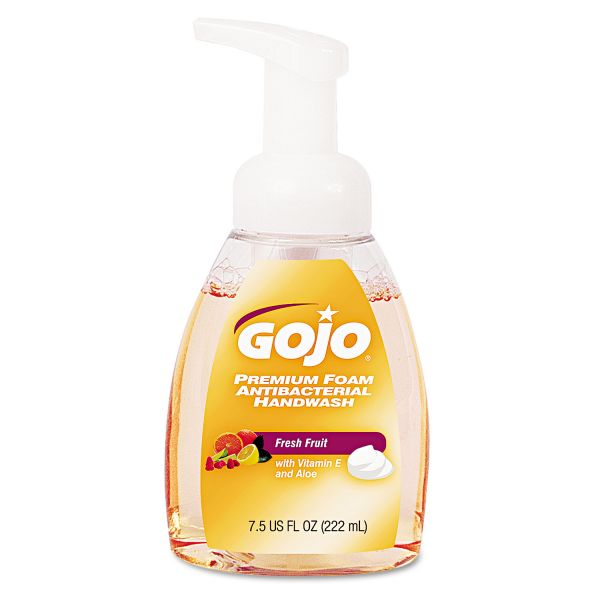 Gojo Foaming Antibacterial Hand Soap