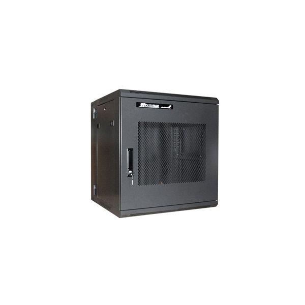 StarTech.com 12U 19in Hinged Wall Mount Server Rack Cabinet w/ Steel Mesh Door