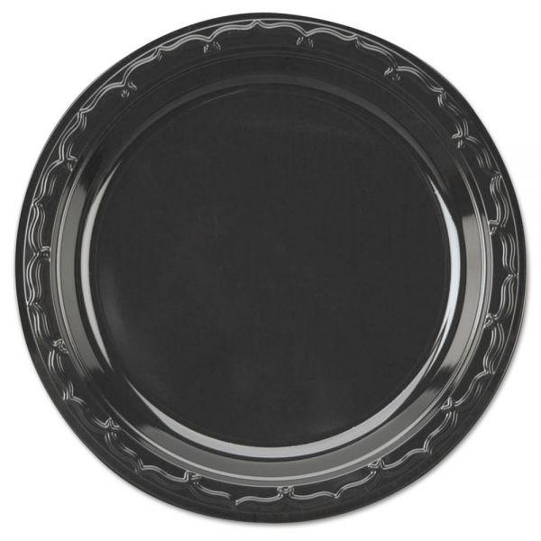 "Genpak Silhouette 7"" Plastic Plates"