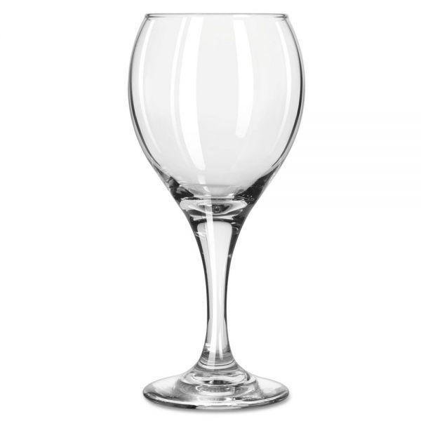 Libbey Teardrop 10.75 oz Wine Glasses