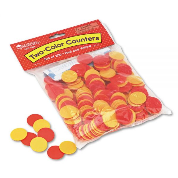 Two-Color Counters