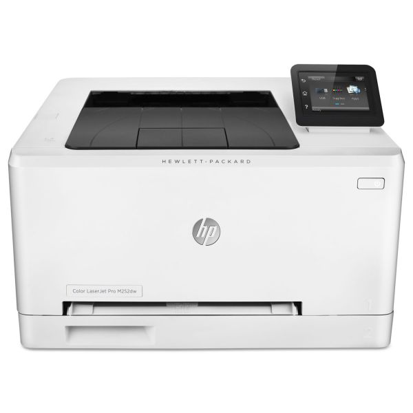 HP Color LaserJet Pro M252dw Laser Printer, with Duplex Printing