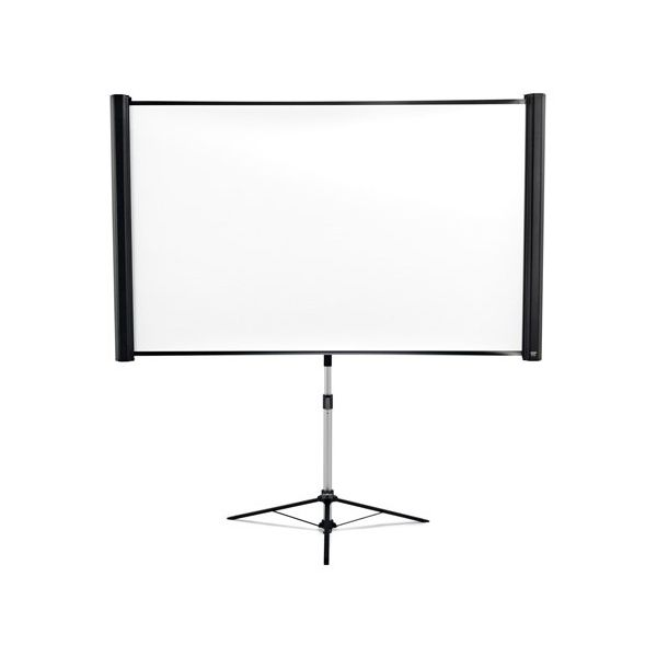 "Epson ES3000 Manual Projection Screen - 80"" - 16:10 - Floor Mount"