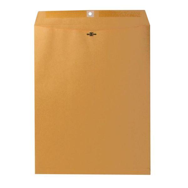 "Sparco Gummed 12"" x 15 1/2"" Clasp Envelopes"