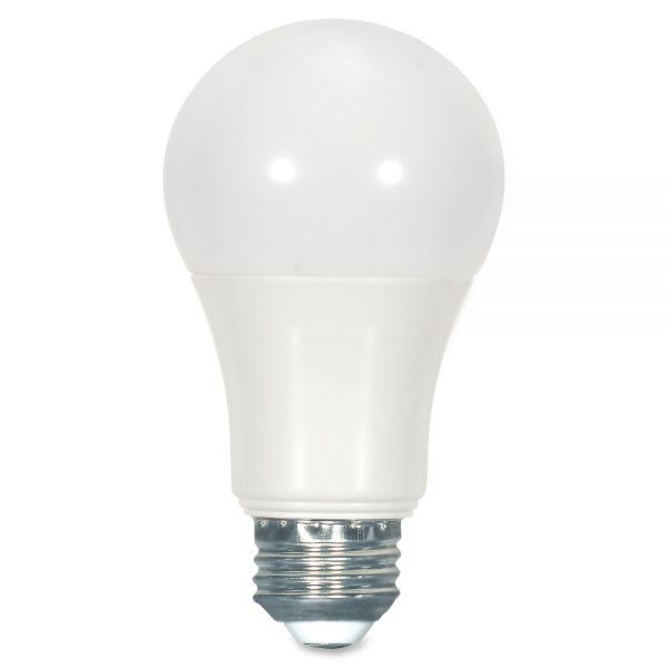 Satco 10-watt A19 LED Frosted Bulb